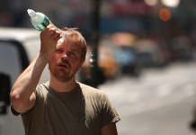 This heat wave is going to make you– and the rest of America– less efficient, by as much as 28%