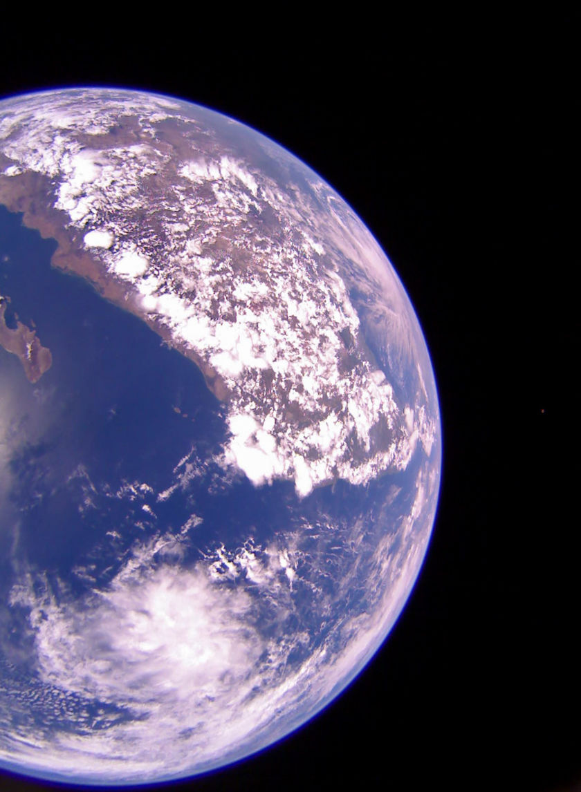 LightSail 2 is Sending Out House New Pictures of Earth