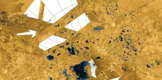 There are Ring-Like Formations Around the Lakes on Titan