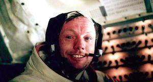 How Apollo 11's Neil Armstrong acquired to the moon touchdown's big leap