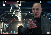 When once again, engage: Picard trailer seems like the next Next Generation