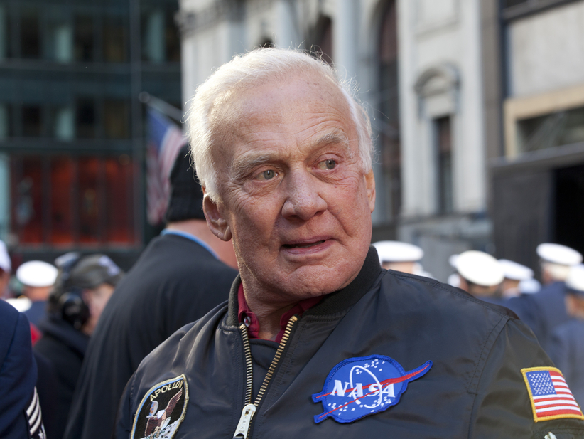 Celebs and political leaders are signing up with Buzz Aldrin in commemorating the 50 th anniversary of the Apollo 11 moon landing