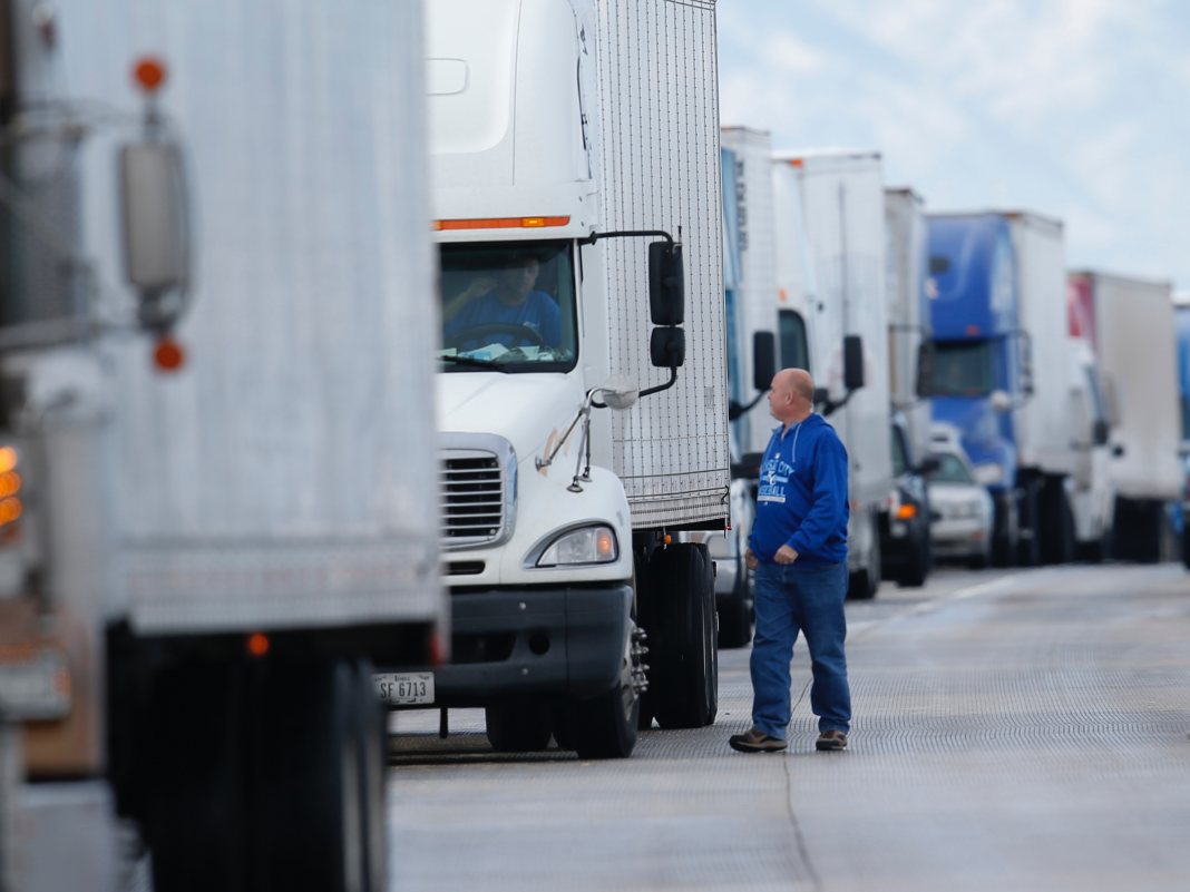Countless truck chauffeurs have actually lost their tasks this year in the trucking 'bloodbath.' Here's what lags the downturn in the $800 billion market.