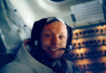 Buzz Aldrin describes why Neil Armstrong was selected to stroll on the moon initially