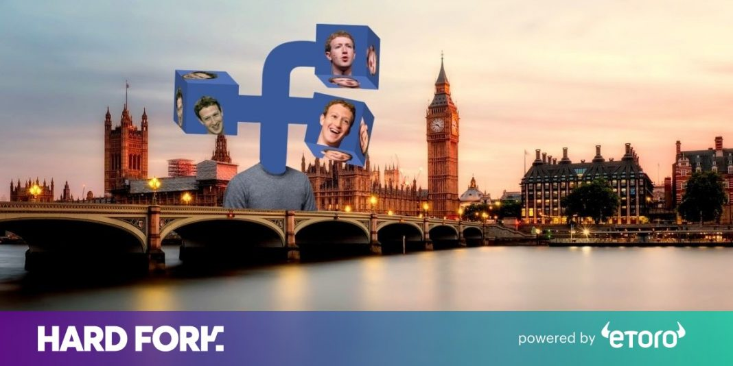 UK MP on Libra: Facebook's nearly attempting to turn itself into its own nation