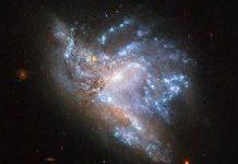 The Galaxy feasted on a smaller sized galaxy 10 billion years ago