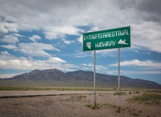 Alien Hunter Describes Why He Will Not Be Going to Location 51 to Try To Find 'Little Green Guys'