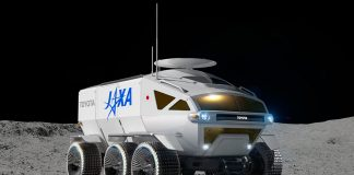 Toyota is Developing a Pressurized Lunar Rover for Japan