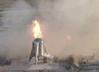 SpaceX attempted to introduce a Mars spaceship model on its very first huge flight, however the test quickly ended after ignition