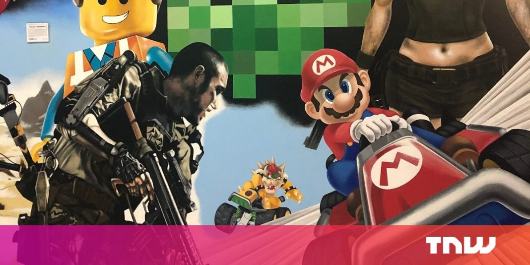 The very best things I saw in the National Videogame Museum