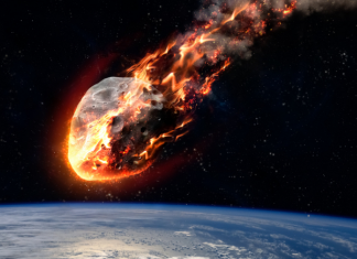 A 'city-killer' asteroid got scarily near Earth the other day, and astronomers didn't learn about it till it was simply days away