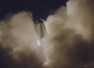 Big News! SpaceX's Starhopper Test Lorry Finishes First Free Flight!