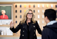 How to prosper at work, according to Angela Ahrendts, who was among Apple's highest-paid executives (AAPL)