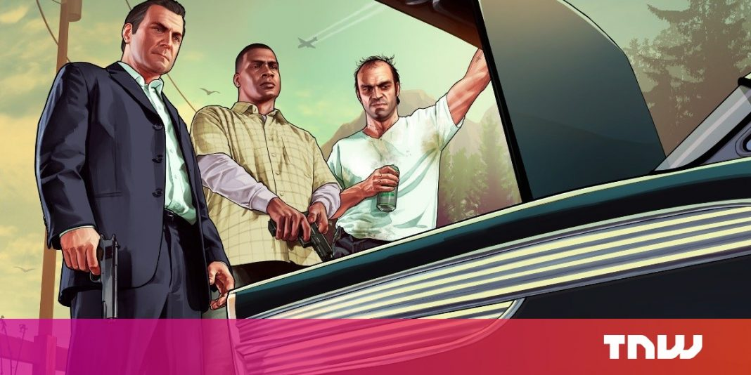 Rockstar Games apparently declared GTA V was 'culturally British' to stint taxes