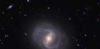 Messier 91– the NGC 4548 Disallowed Spiral Nebula