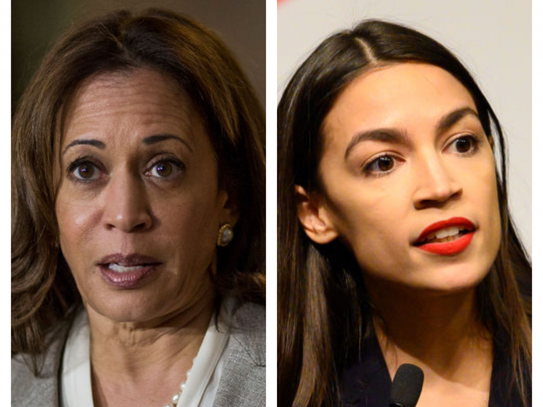Alexandria Ocasio-Cortez and Kamala Harris partnered on a brand-new proposition to secure susceptible neighborhoods from the effects of environment modification