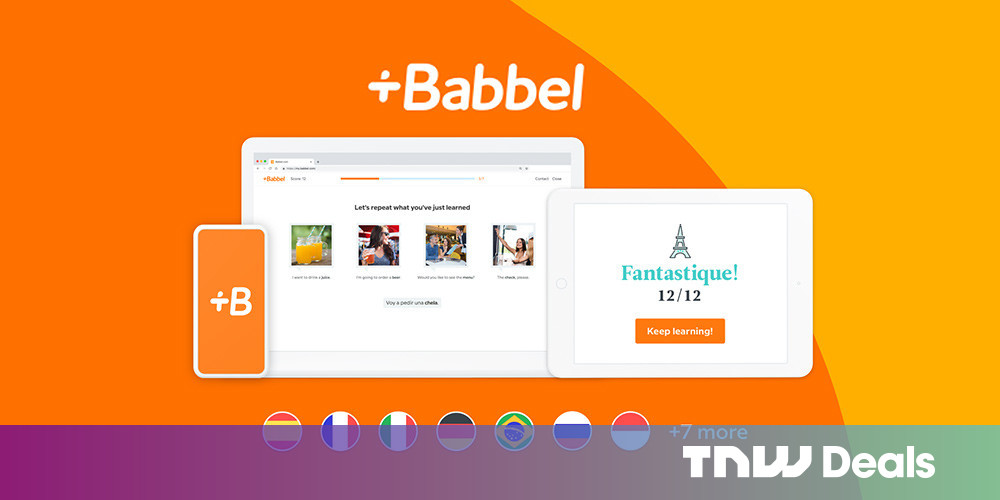 Find out brand-new languages with highly-reviewed app Babbel and conserve as much as 50%