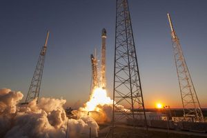 SpaceX Falcon 9 launch of AMOS-17 satellite set up for Saturday