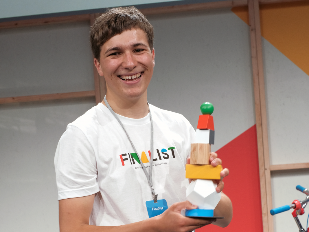 An 18- year-old has actually discovered a method to utilize 'magnetic liquid' developed by NASA to eliminate damaging microplastics from water