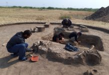 In Photos: Young Couple Buried 4,000 Years Earlier in Kazakhstan