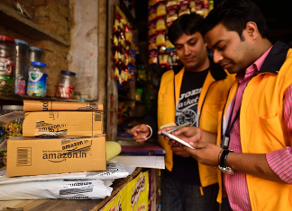 The Alibaba of India is equipped with Modi's true blessing and is poised to knock Amazon out of the subcontinent– so now Bezos is thinking about investing billions to purchase a stake in it