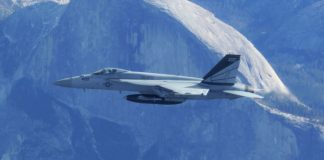 """Navy pilot dead after crash in """"Star Wars Canyon"""" in Death Valley [Updated]"""