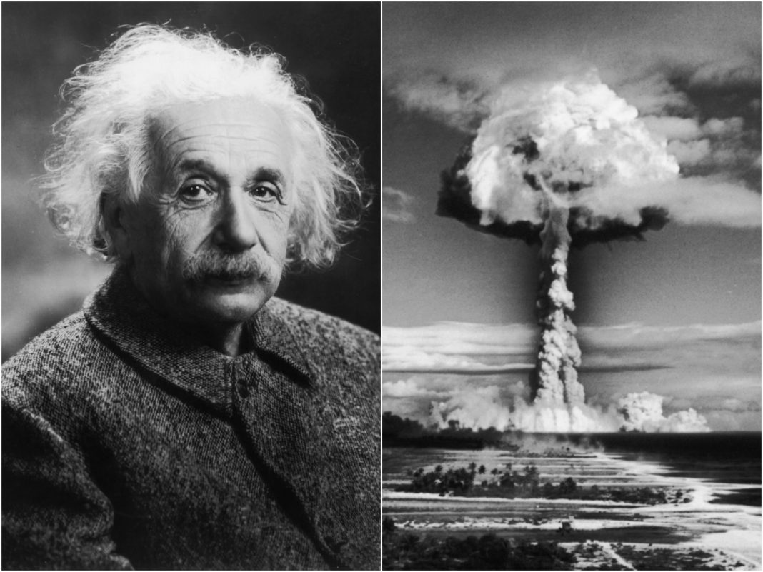 Albert Einstein composed to the United States pleading with the federal government to develop an atomic bomb 80 years back. Here's what he stated.