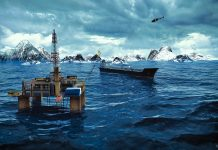 Why Exists A Lot Oil in the Arctic?