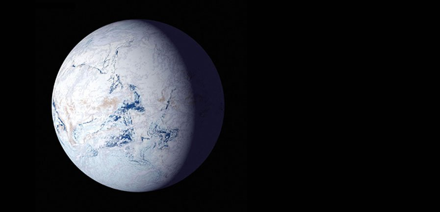 Snowball Exoplanets May Be Much Better for Life Than We Idea