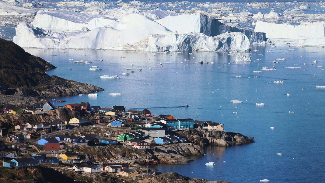 Greenland Lost 217 Billion Lots Of Ice Last Month