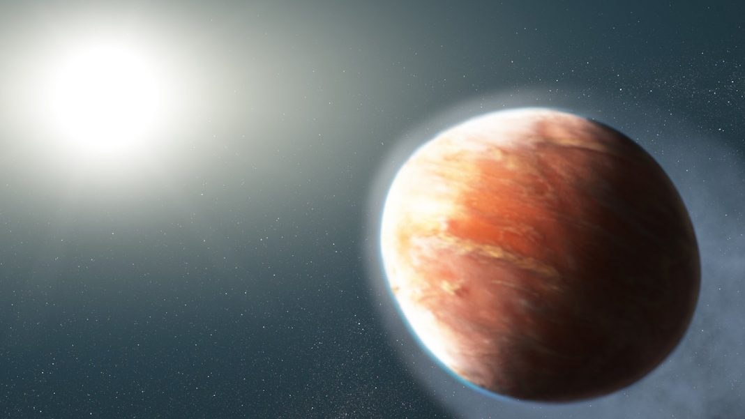 Researchers Discover a Boiling, Harmful Wasteland of an Exoplanet, and It's Formed Like a Football