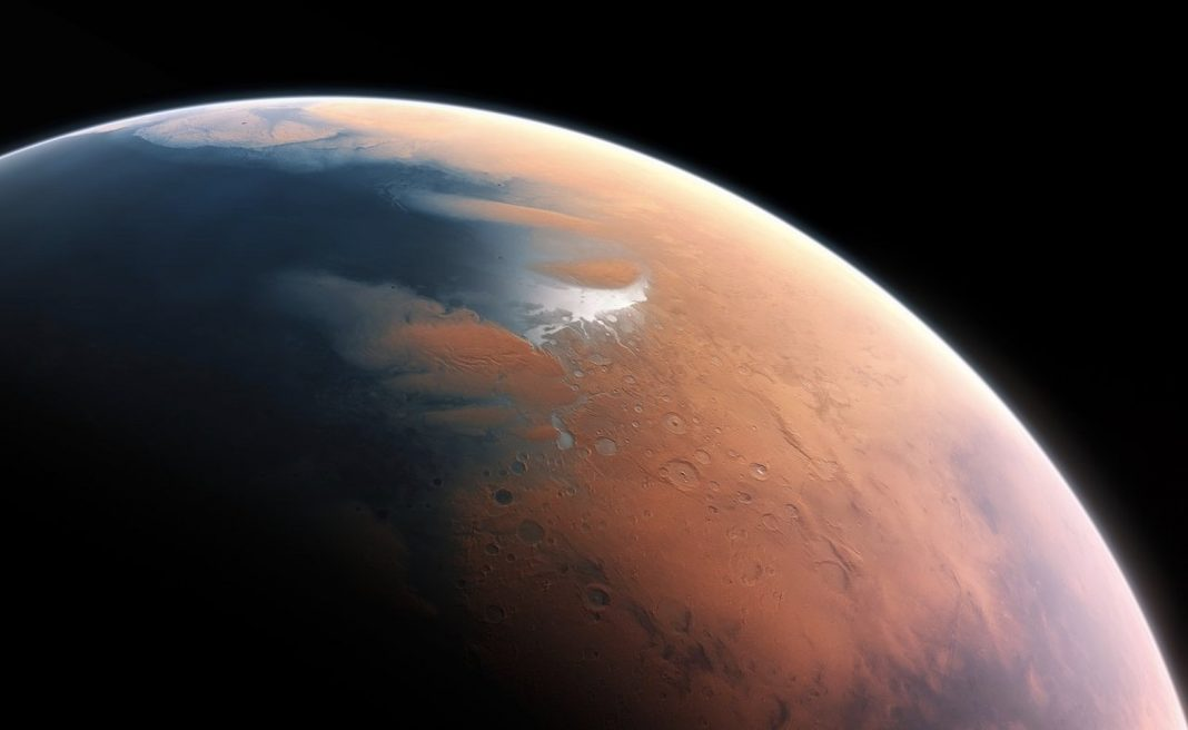 Martian Meteor Crash May Have Actually Activated a 1,000- Foot Tsunami