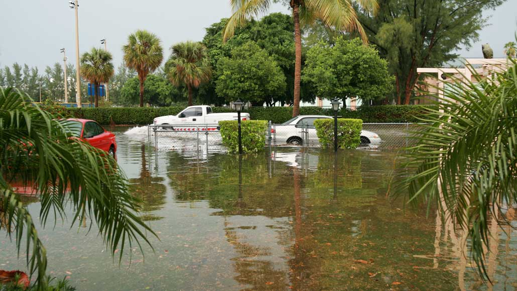 How the 5 riskiest U.S. cities for seaside flooding are getting ready for increasing tides