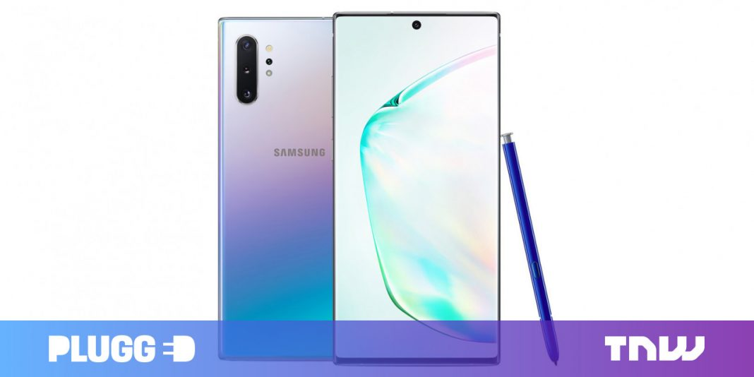 Samsung's Galaxy Note 10 is here with beastly specifications and no earphone jack