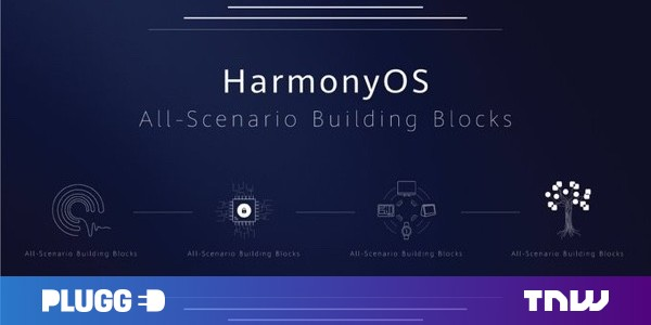 Huawei simply revealed HarmonyOS, its response to Android