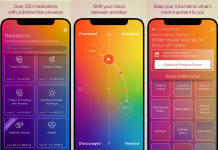 This app utilizes AI and ASMR to develop customized meditations