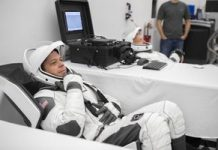 See SpaceX's brand-new spacesuits on the very first astronauts to use them