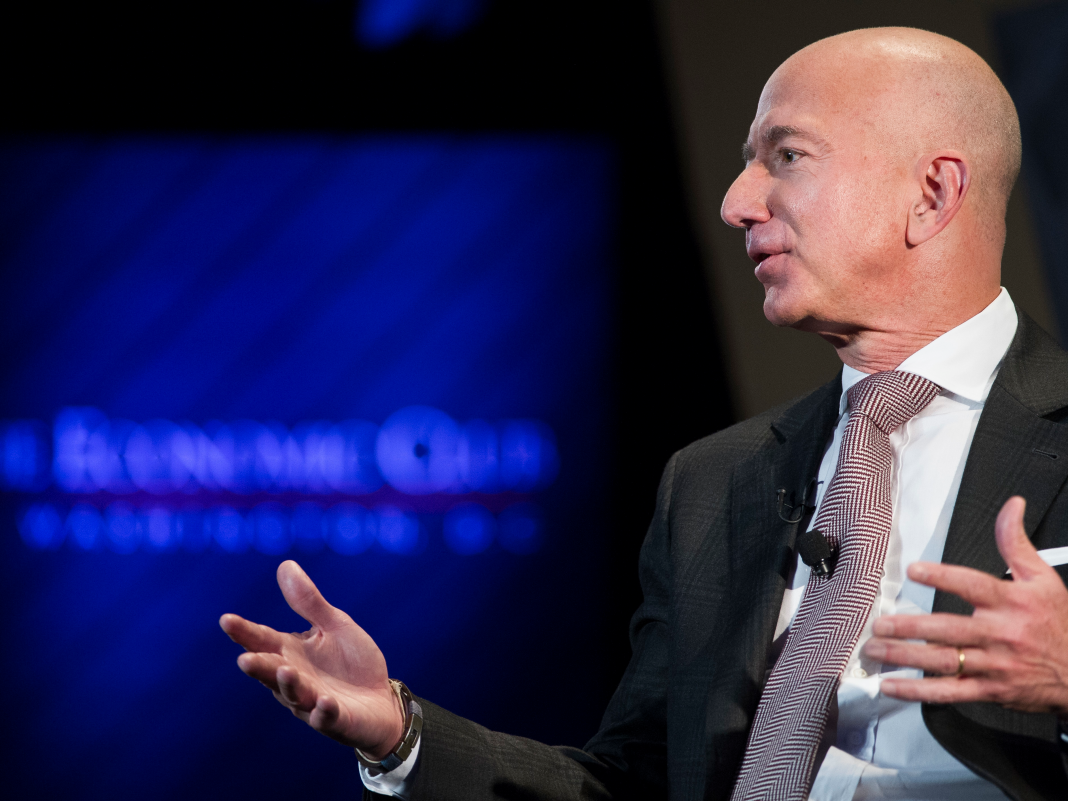 Jeff Bezos contributed $100 million to eliminating homelessness– and in an uncommon relocation, he's letting the charities manage how it's invested (AMZN)