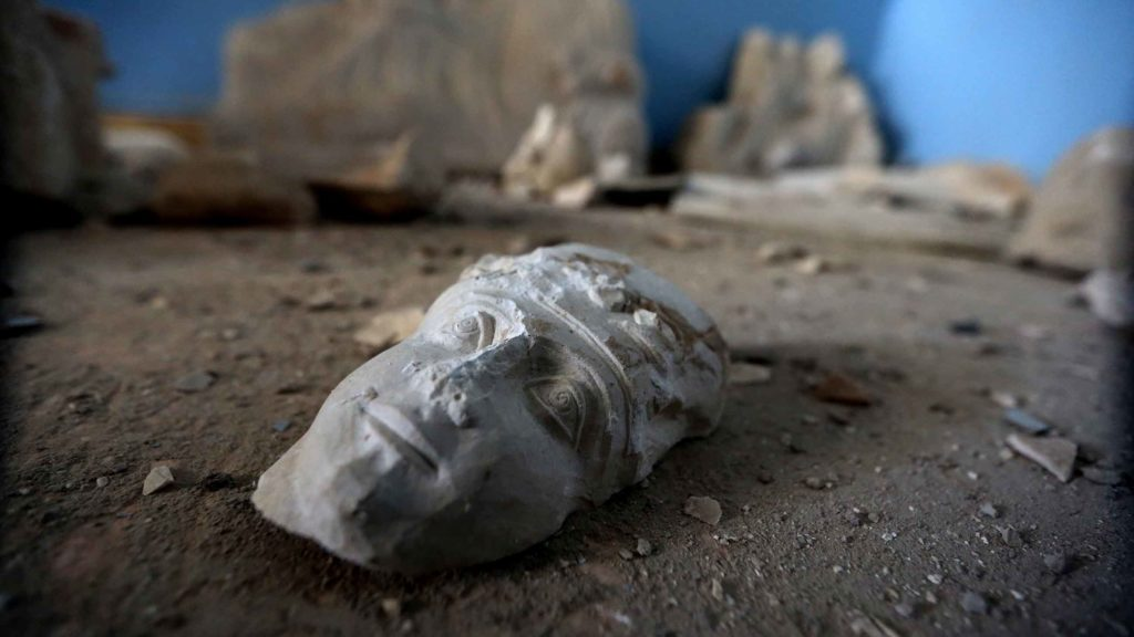 Syrian War Puts Scientists in Limbo and Artifacts in Jeopardy