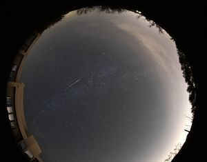 See the Perseid meteor shower make a celestial scene around the world