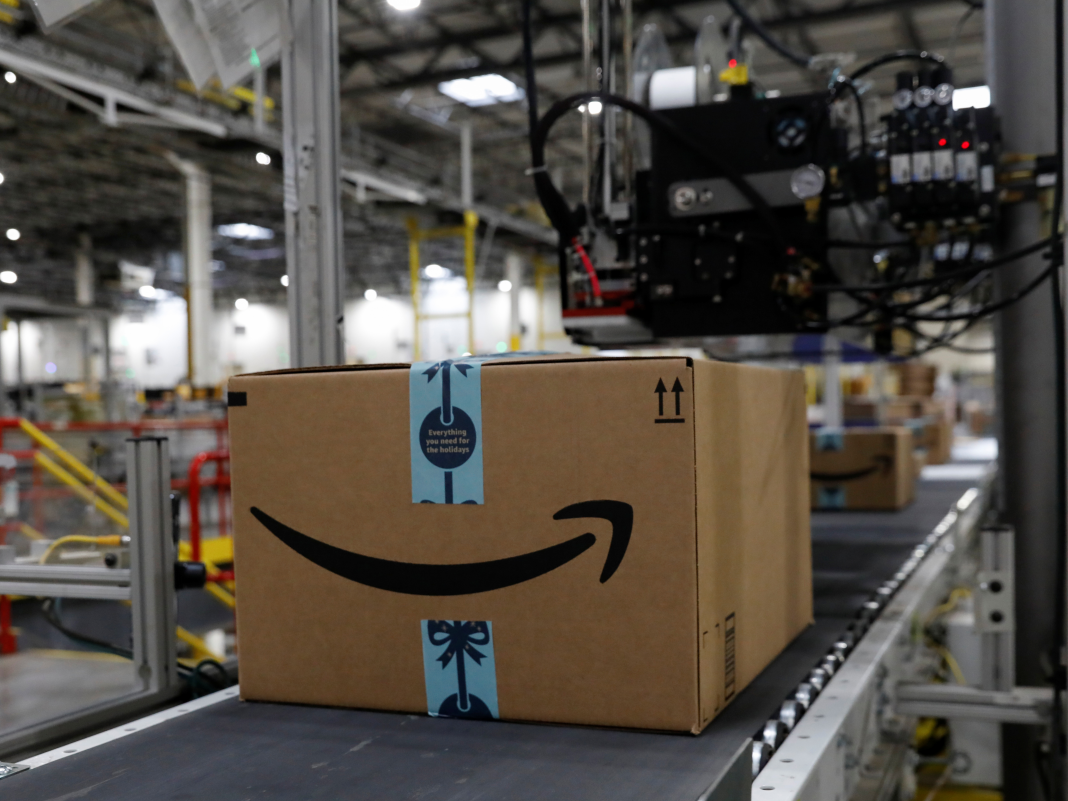 Amazon silently debuts brand-new program for contributing remaining items rather of ruining them (AMZN)