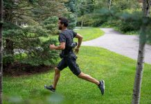 These Speculative Shorts Are An 'Exosuit' That Improves Endurance On The Path