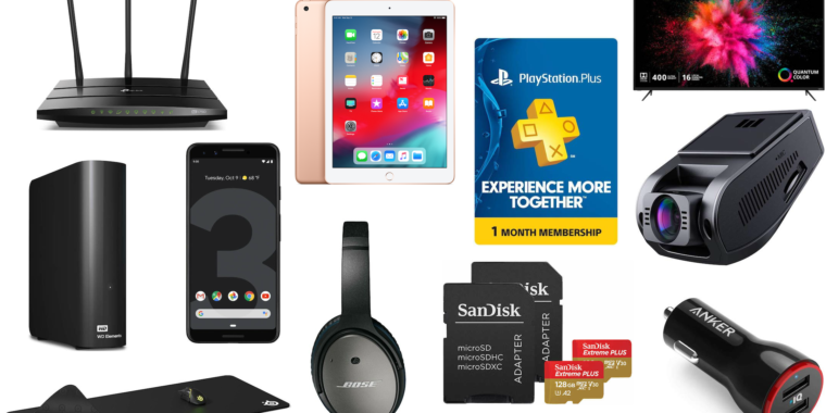 Dealmaster: iPads, Pixel phones, routers, and more in today's leading tech offers