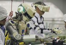 Russia is sending out weird humanoid robotic Fedor to the ISS