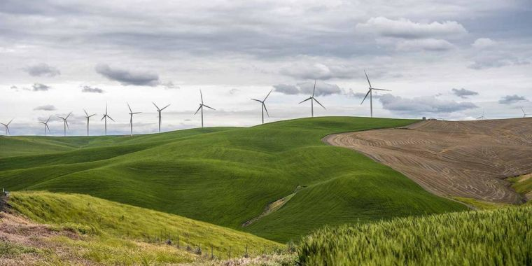 Wind power costs now lower than the expense of gas