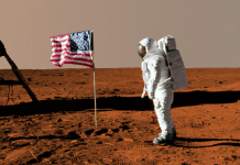 'We desire our nation to do it initially': A NASA executive states a US-China Mars objective is not in the cards