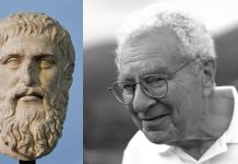 Murray Gell-Mann's 'totalitarian concept' is the modern-day variation of Plato's plenitude