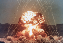 Yes, a physicist when lit his cigarette with a nuclear-bomb surge. Here's how it worked.
