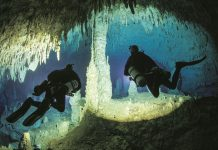 Cavern Scuba Diver Dangers All To Check Out Places 'Where No One Has Actually Ever Been'