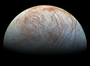 NASA is going to Jupiter's cool moon Europa